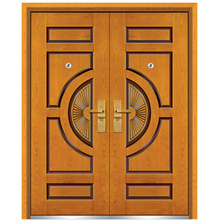 Steel Wooden Armored Door (FXGM-A105D)