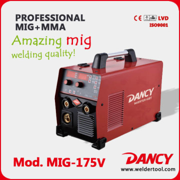New design inverter arc force welding machines MIG-175