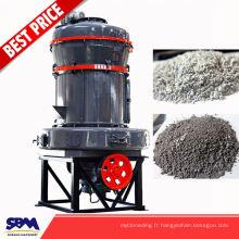 Poudre de chaux de profit élevé faisant la machine, chaîne de production de carbonate de calcium