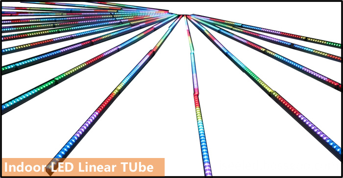 indoor LED linear tube