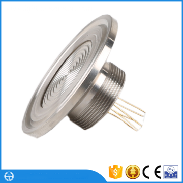 mv high tempreture flush diaphragm pressure sensor