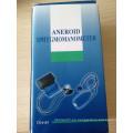 Esfigmomanómetro aneroide con estetoscopio