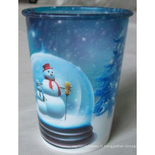 Take Away of Customizedplastic Single Cups en haute qualité