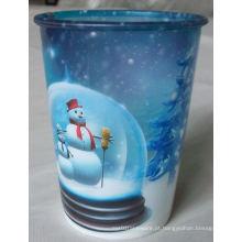 Take Away de Customizedplastic Single Cups em alta qualidade