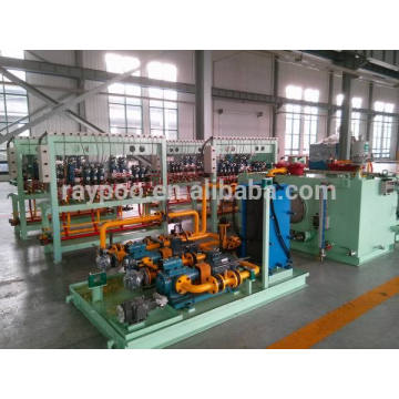 Hydraulic plate belt slitting machine hydraulic power station