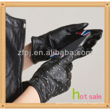 Nouveau style, les femmes portant des gants tactiles pour écran tactile