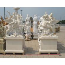 Сад скульптуры (SY-X1683)