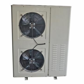 Unidade de condensação de refrigeração a ar do compressor de Copeland da série de ZB