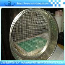 Tamiz de prueba estándar del acero inoxidable 304L
