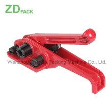 PP / Pet Strapping Handwerkzeug mit roter Farbe (B311)