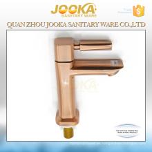 Alibaba que hace compras grifos de lavabo montados en la pared de bronce rojo tradicional