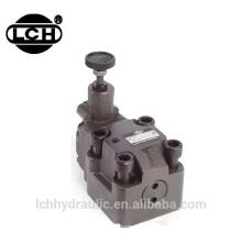 Hochdruckhydraulikplatte Überlaufverbindung Überdruckventil Preis
