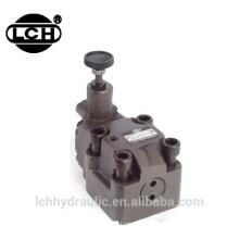 Preço da válvula de alívio de conexão de extravasamento da placa hidráulica de alta pressão