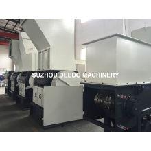 Madeira, borracha, máquina de triturador de material fixo