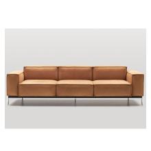 Modern Design Wooden Frame Living Room Fabric Sofa