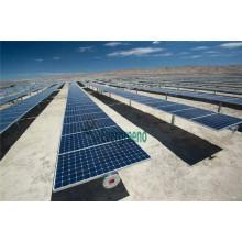 Material de silicio monocristalino y panel solar de 86 * 38 * 3 mm