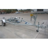 Heavy Duty Hot DIP Galvanized Boat Trailer