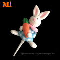 Fully Qualified Cake Decoration Cute Easter Bunny Polymer Clay