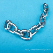 DIN 763 Welded Short Link Chain