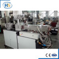Extrusor de masterbatch funcional de fibra de vidrio para granulación