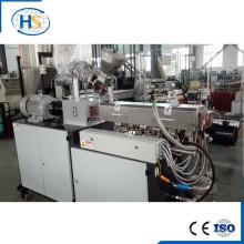 Máquina de pelotização com duplo fuso duplo para granulação