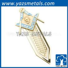 Personalize marcadores, marcadores metálicos personalizados e artesanato de metal