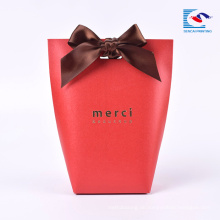 Populärer kundenspezifischer Designplätzchen-Geschenkverpackungspapierkasten
