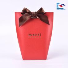 Caja de papel de empaquetado de encargo popular de las galletas del diseño de encargo
