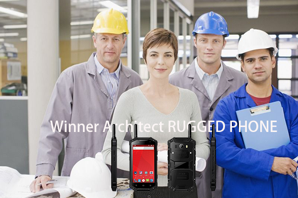 Winner Architect RUGGED PHONE