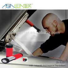 Professionelle Beleuchtung Produkte BT-4899 28LED + 3LED magnetische LED Mechanik Haus Arbeitslicht, LED tragbares Arbeitslicht