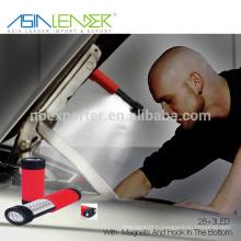Produits d'éclairage professionnel BT-4899 28LED + 3LED Magnetic LED Mechanics lumière de travail à domicile, LED Portable Working Light