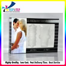 Luxury Folded Perfume Window Gift Box