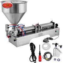 Máquina de llenado de líquido de una sola cabeza para cosméticos, champú y miel.