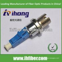 FC hembra a LC adaptador de fibra macho