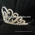 cheap wholesale hair accessories crystal kids party tiara