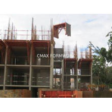 Tunnel Formwork / Aluminium Formwork System For Housing Bui
