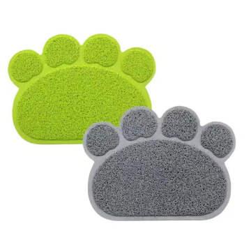 Acessórios para cães e gatos Pet toilet mat