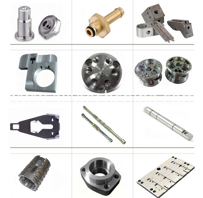 aluminum fabrication parts