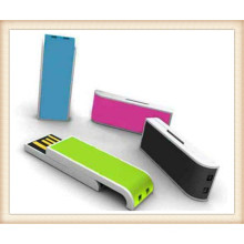 Mode Colorfule Stick Form Slide Mini USB Flash Drive (EP030)