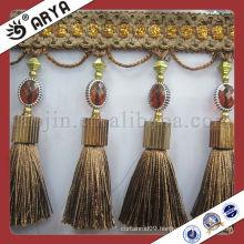 Tassel Curtain Trim Fringe for Curtain Accessory
