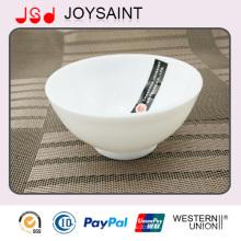 Segurança Bulk Embalagem Glassware Bowl ou estrelas individuais Decore Glassware Rice Bowl para a promoção