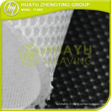 Tissus à maille à double tricot à motifs ondulés YT-8607
