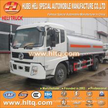 Venta caliente de la buena calidad del carro 10000L del tanque de combustible de DONGFENG 4X2 para la venta