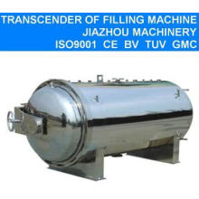 Horizontal type automatic steam sterilizer pot