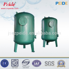 1-100т/ч для очистки воды процесс активного углерода фильтр для воды