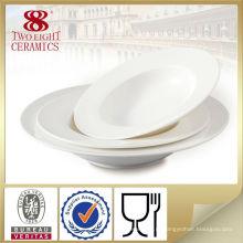 Оптом набор столовых приборов посуда, дешевые массовая тарелки для свадьбы