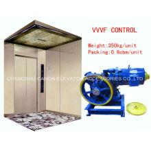 VVVF-Personenaufzug 630kg ausgerichtet Motor Maschine