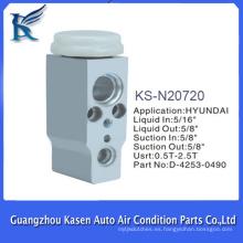 Auto piezas de la válvula de expansión del aire acondicionado PARA HYUNDAI