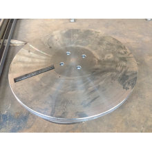 Forged Disc Big Size Alloy Steel