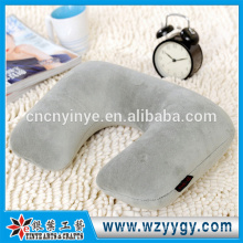 almohada inflable de la playa